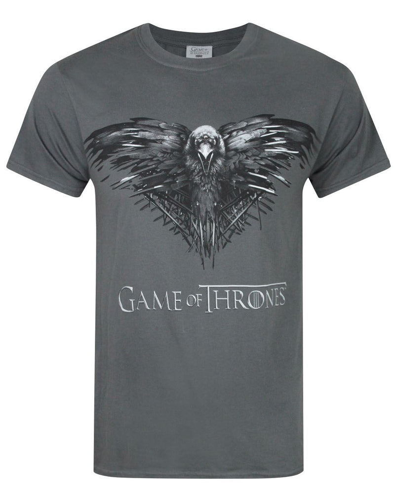 Game Of Thrones Three Eyed Raven Men's T-Shirt