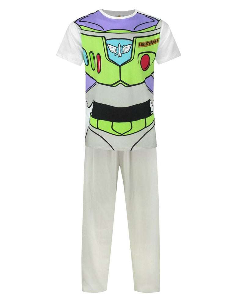 Disney Toy Story Buzz Lightyear Costume Men's Pyjamas