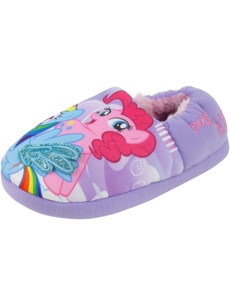 My Little Pony Pony Pals Girl's Slippers