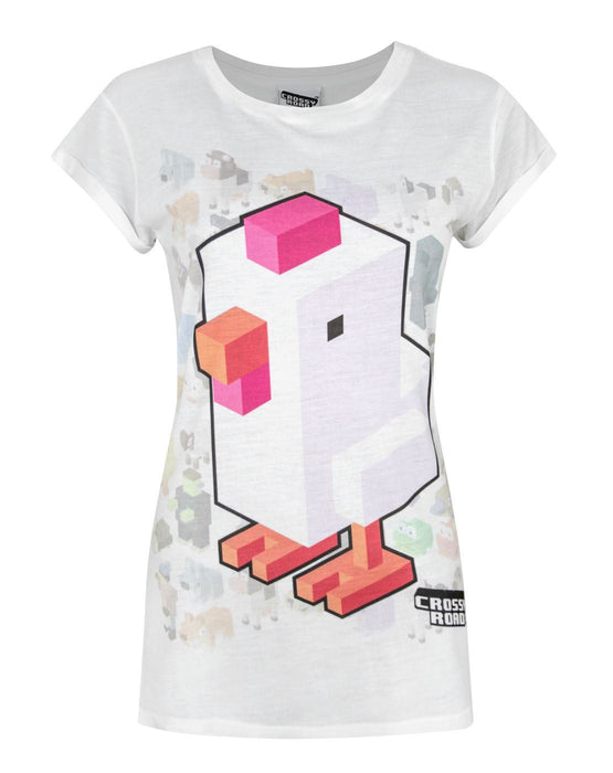 Crossy Road Character Sublimation Women's T-Shirt