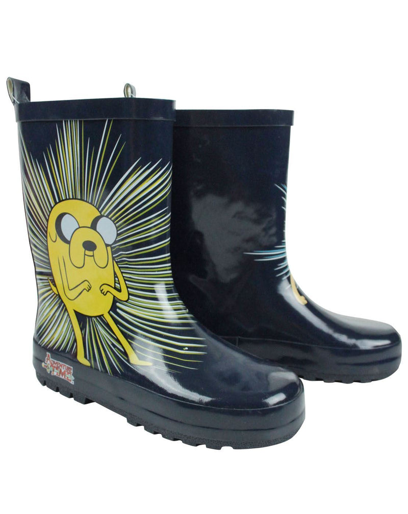 Adventure Time Jake & Finn Boy's Wellies