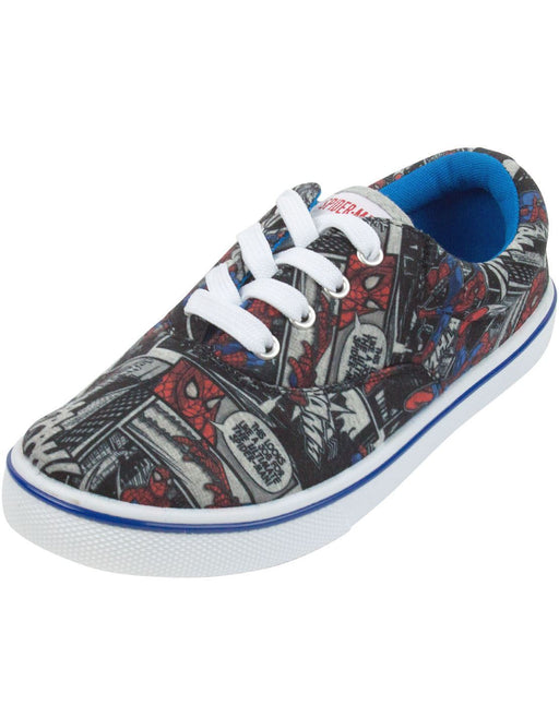 Marvel Spider-Man Comic Boy's Trainers