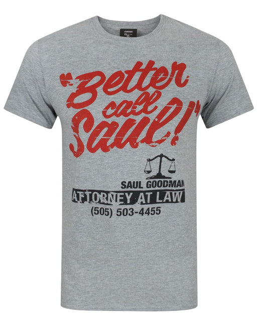 Better Call Saul Logo Men's T-Shirt