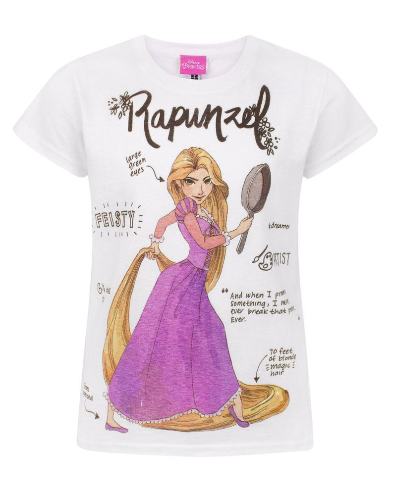 Disney Tangled Rapunzel Girl's T-Shirt