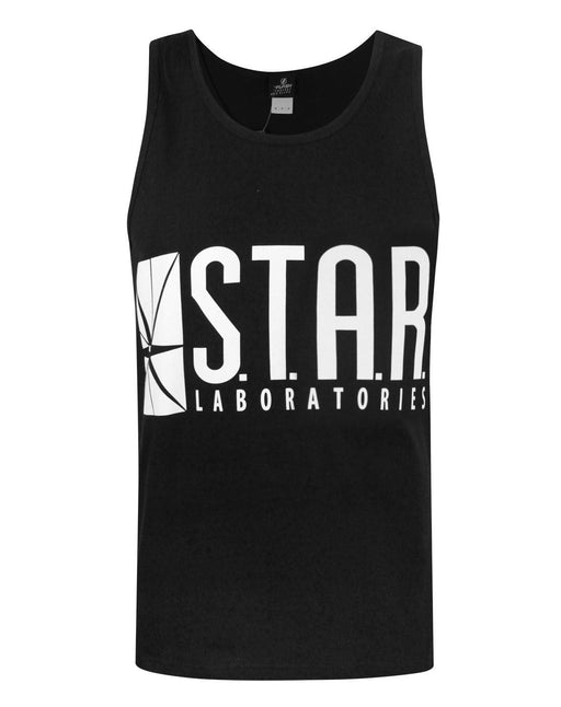 Flash TV STAR Laboratories Men's Vest