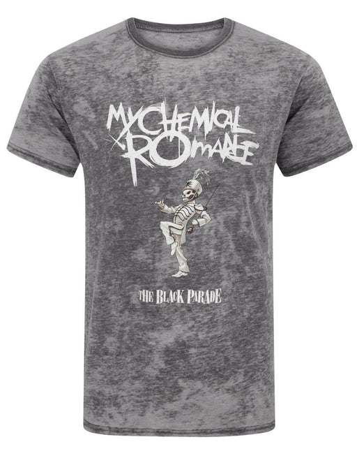 My Chemical Romance The Black Parade Burn Out Men's T-Shirt