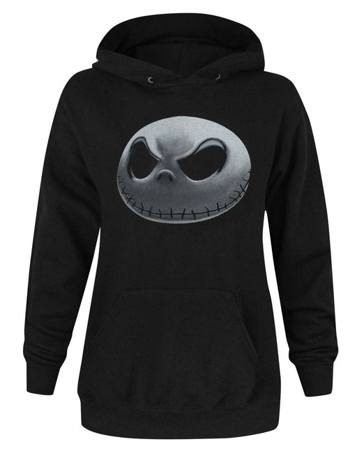 Nightmare Before Christmas Jack Skellington Women's Hoodie