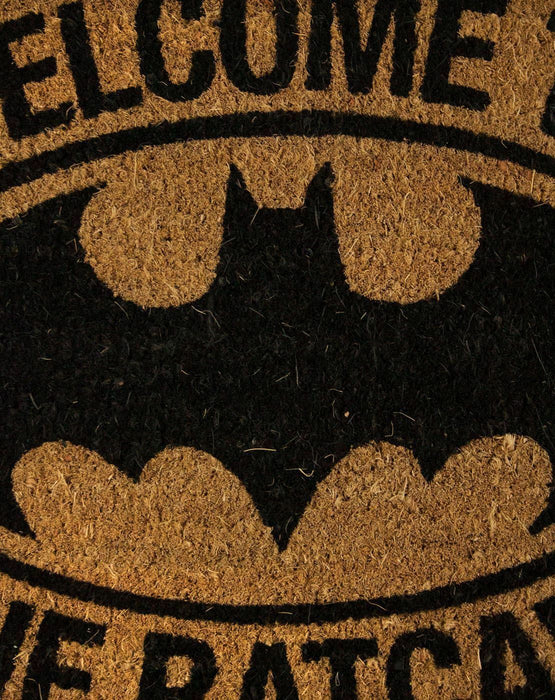 DC Comics Batman Door Mat Welcome To The Batcave Home Decor Gifts