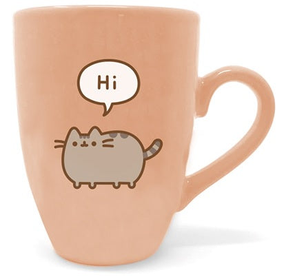 Pusheen Says Hi Mug