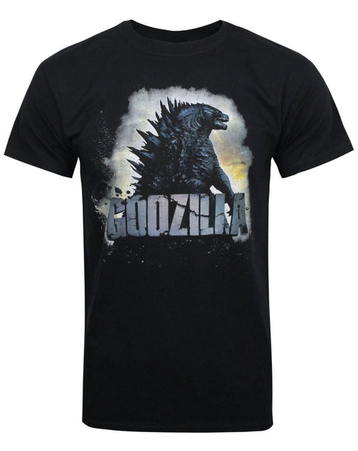 Godzilla Cracked Stone Men's T-Shirt