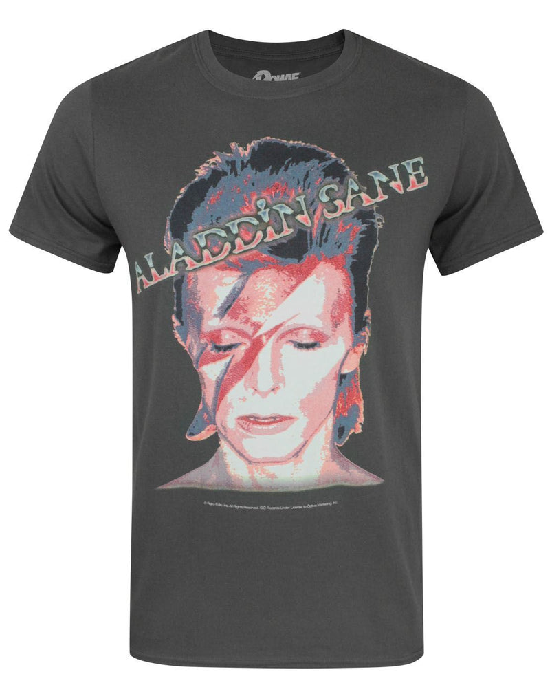David Bowie Aladdin Sane Men's T-Shirt
