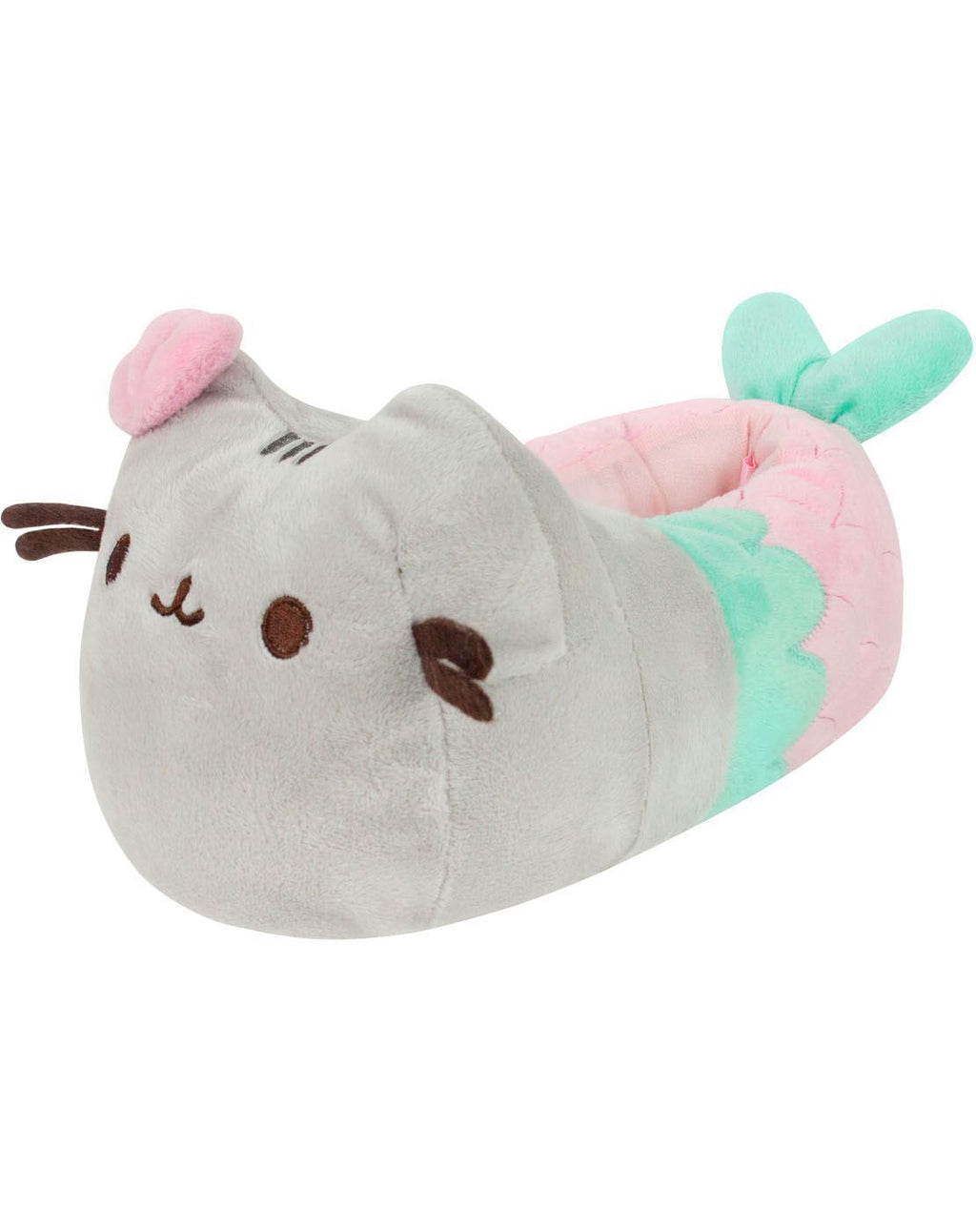 Pusheen Mermaid 3D Women's Slippers