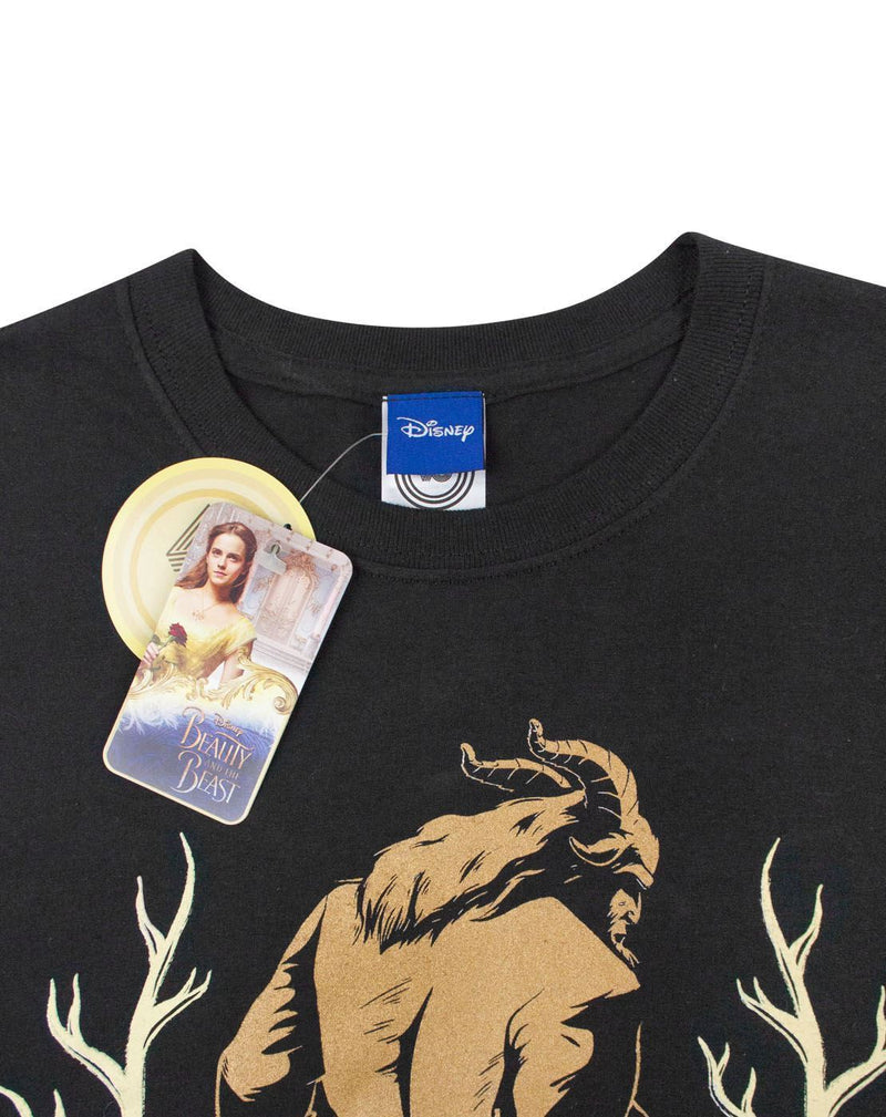 Disney Beauty And The Beast Men's T-Shirt