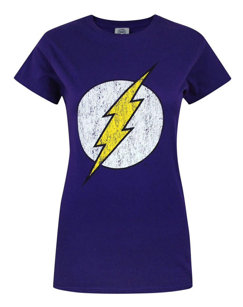 Flash Distressed Logo Women's T-Shirt