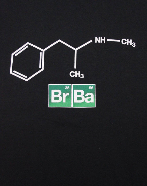 Breaking Bad Symbols Logo Men's T-Shirt