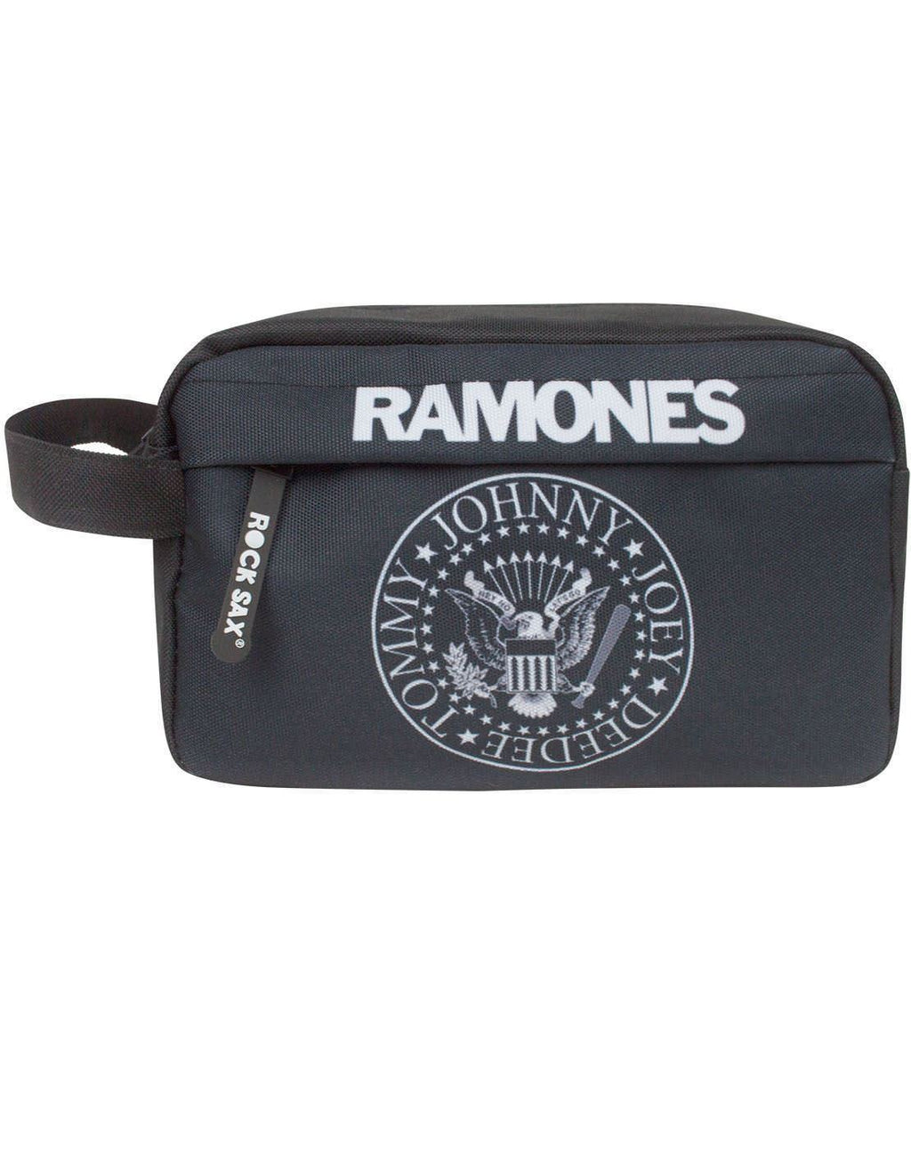 Rock Sax Ramones Seal Washbag