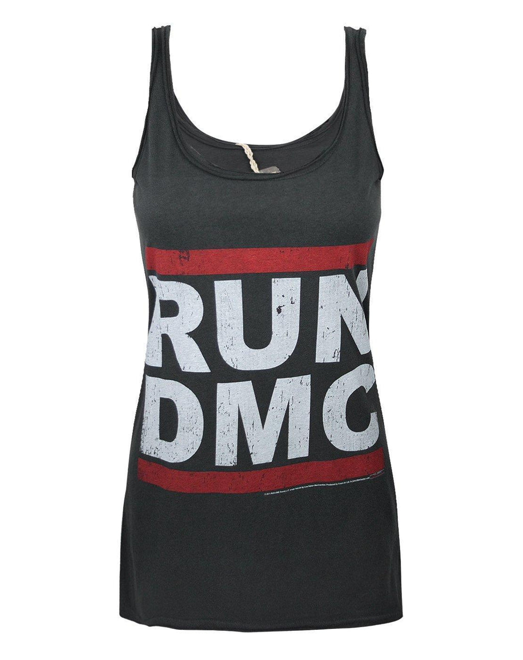 Amplified Run DMC Logo Women's Vest
