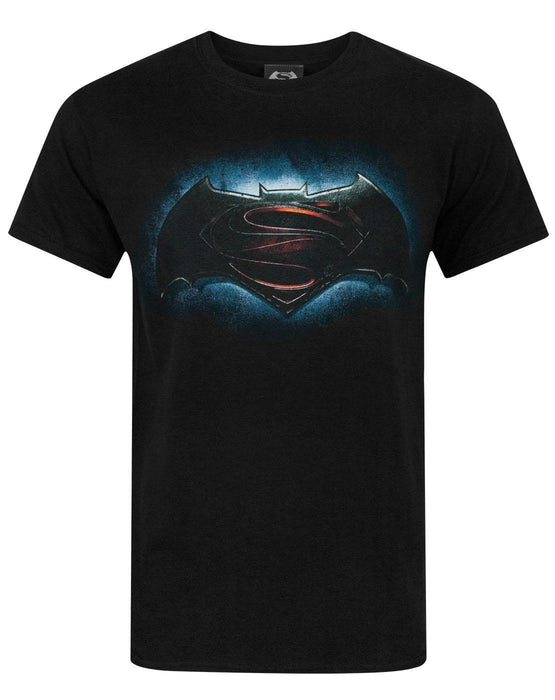 Batman VS Superman Logo Men's T-Shirt