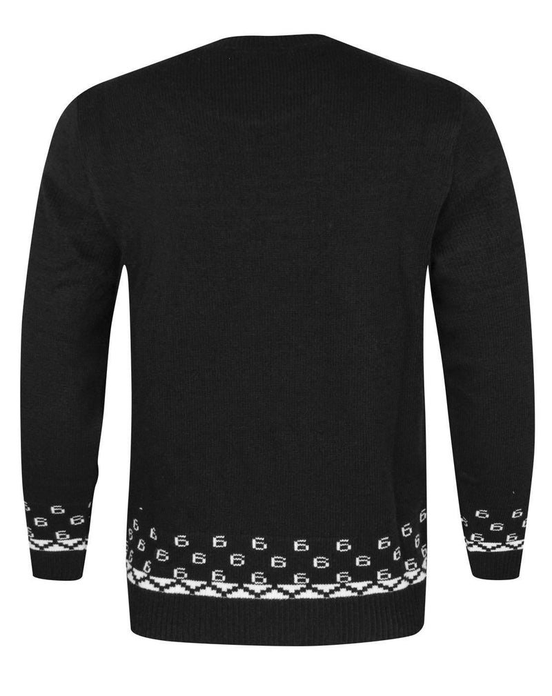 Avenged Sevenfold Deathbat Unisex Christmas Jumper