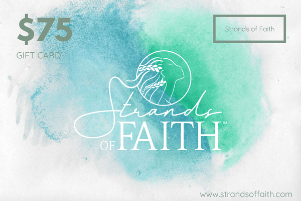 Strands of Faith e-Gift Card