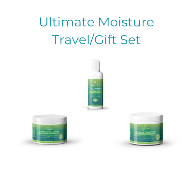 Ultimate Moisture Travel Size/Gift Set | STRANDS OF FAITH