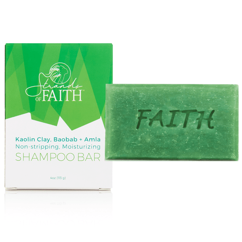 Non-Stripping Shampoo Bar