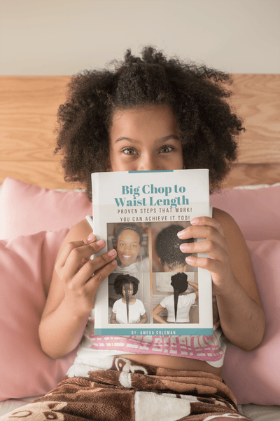 E-Book: Big Chop to Waist Length