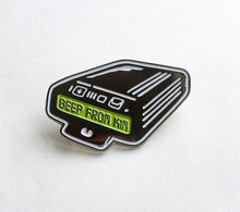Beep From Kim Enamel Pin