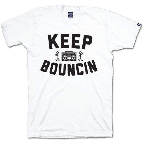 Keep Bouncin