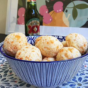 Bouchées au fromage | Cheese Puffs