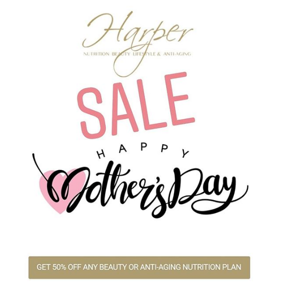 FABULOUS MOTHER'S DAY SALE - BEAUTY & ANTIAGING!
