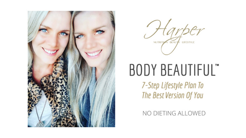 BODY BEAUTIFUL: 7-Step Lifestyle Plan to the Best Version of You (Online Course) by Harper Nutrition