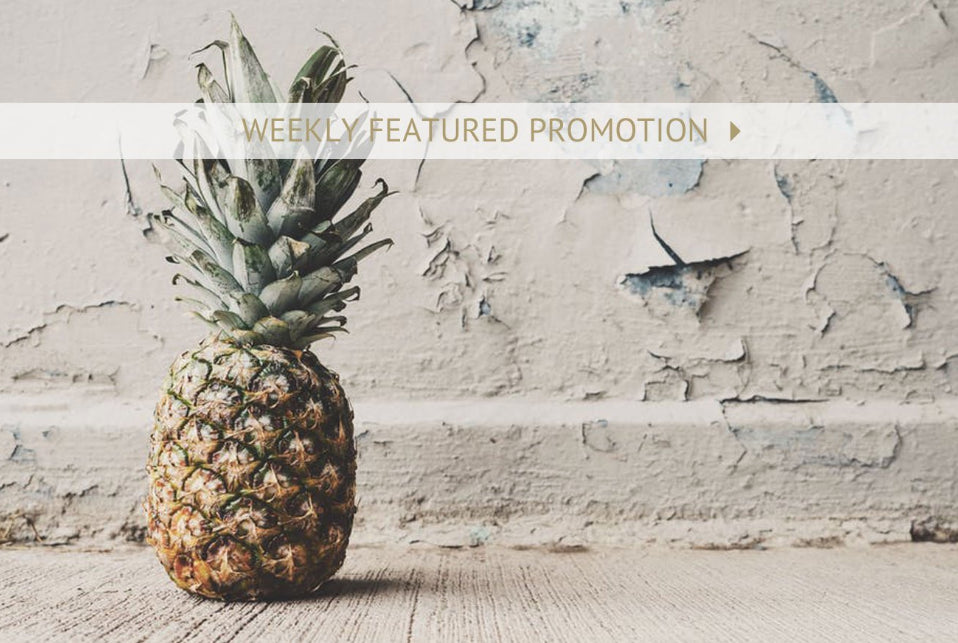 Harper Nutrition Weekly Featured Promotions or Offers for Online Nutrition Consulting Counselling for Health, Beauty and AntiAging