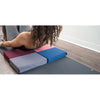 CHIP FOAM YOGA BLOCK WITH COVER