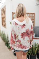 Forever In Floral Pullover