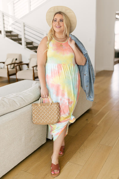 Vacation Days Tank Dress