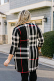Glad To Be Plaid Swing Dress