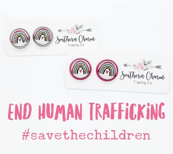 Save The Children 12mm Earrings