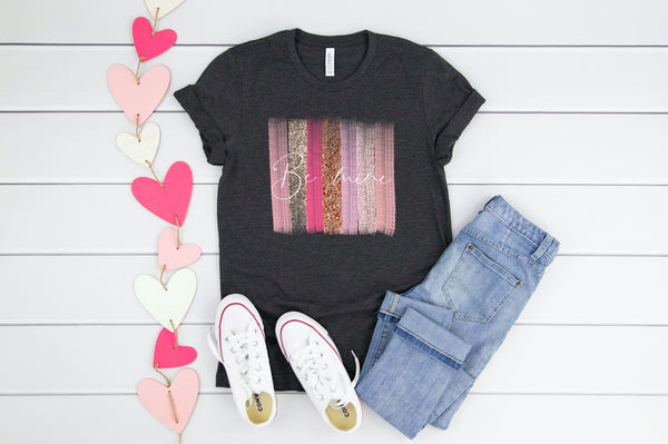 Be Mine Tee***made to order***