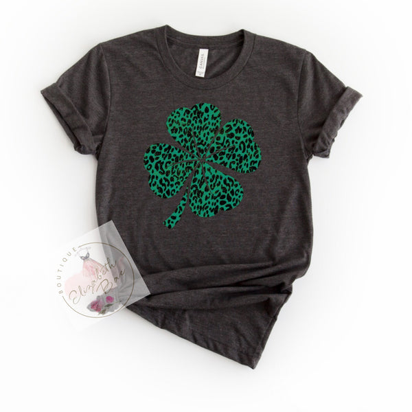 Time to Get Lucky Tee***made to order***