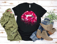 Kissable tee**made to order**