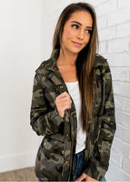 You Can Do Anything Camouflage Jacket