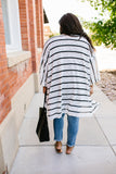 Knit Perfect Striped Cardigan