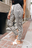 Lounging Leopard Joggers