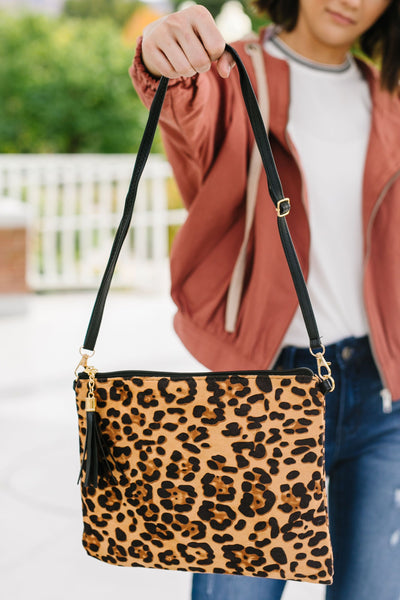Urban Jungle Spotted Bag