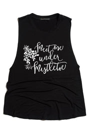 MEET ME UNDER THE MISTLETOE TANK