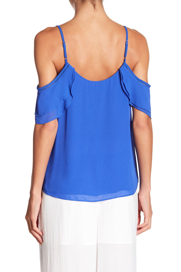 Jessica Cold Shoulder Blouse