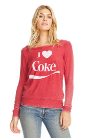 COCA COLA - I HEART COKE