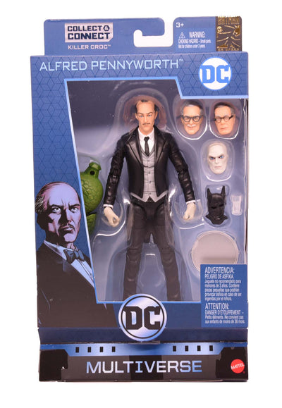 ALFRED PENNYWORTH - DC Multiverse Batman 80th Wave 12 Action Figure