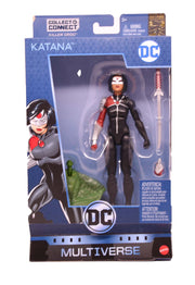 KATANA - DC Multiverse Batman 80th Wave 12 Action Figure